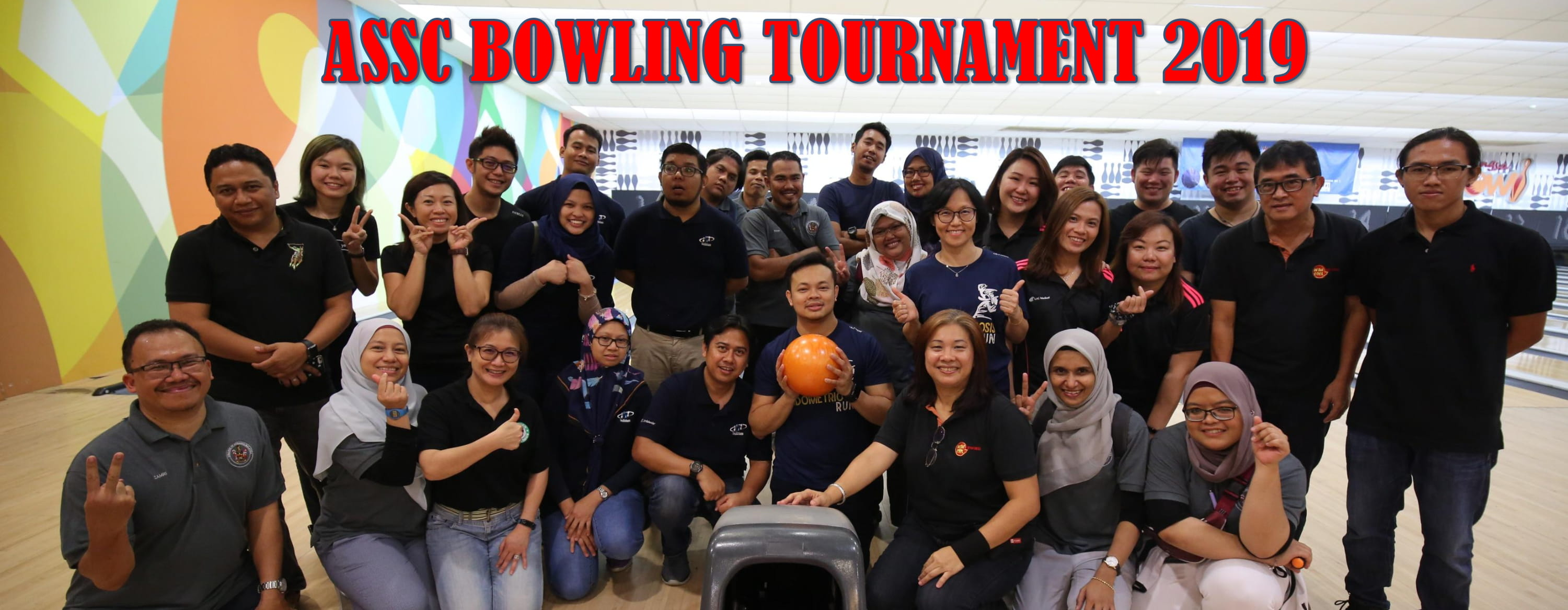 ASSC BOWLING TOURNAMENT 2019