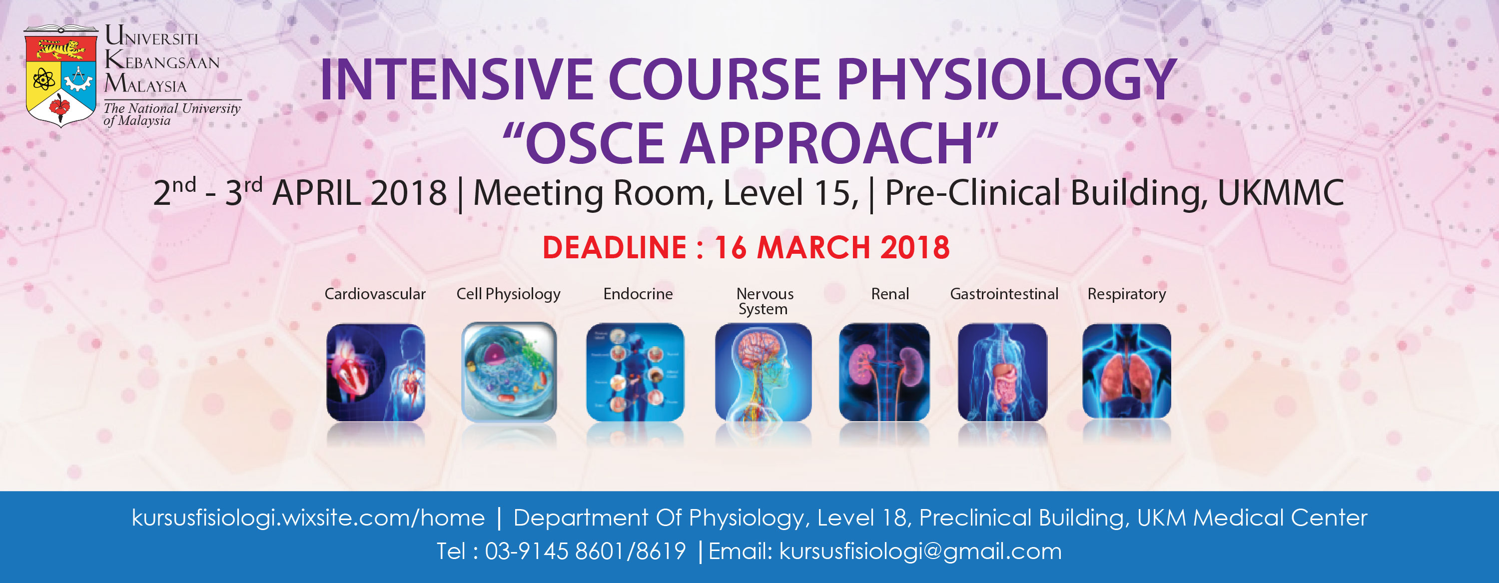 Intensive Course Physiology